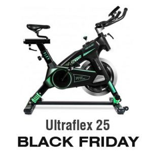 Bicicleta indoor Ultraflex 25 Cecotec - BLACK FRIDAY 2019