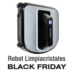 Robot limpiacristales Conga Windroid Excellence 970 Cecotec BLACK FRIDAY