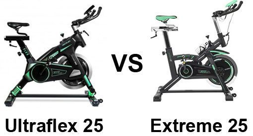 Ultraflex 25 VS Extreme 25
