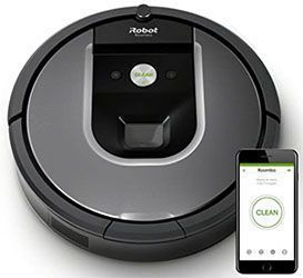 Roomba 960 - robot aspirador en Amazon